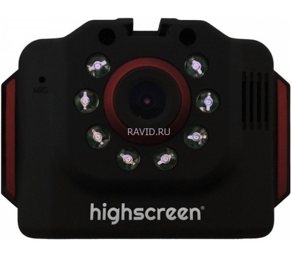 видеорегистратор Highscreen Black Box HD-mini Plus-2