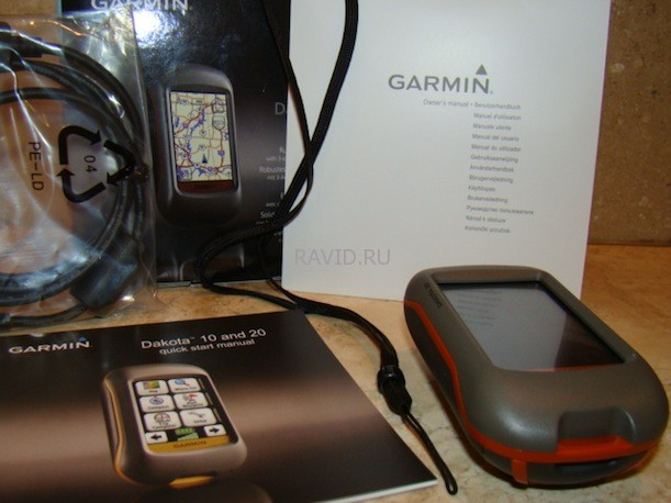 Garmin Dakota 20-6